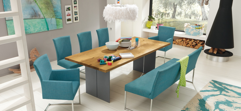 Cool and stylish dining set