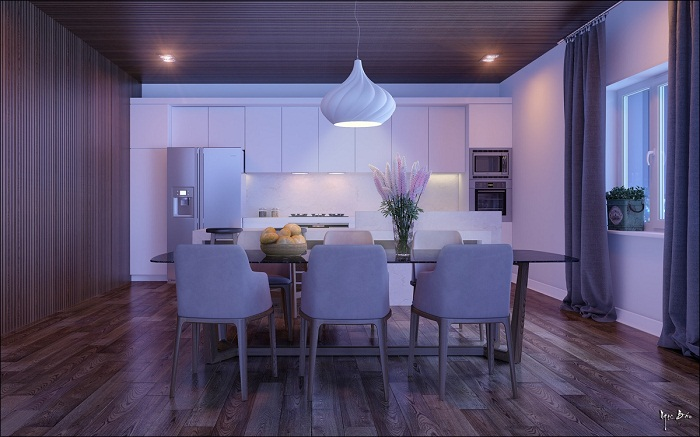 Cool and beautiful dining room ideas
