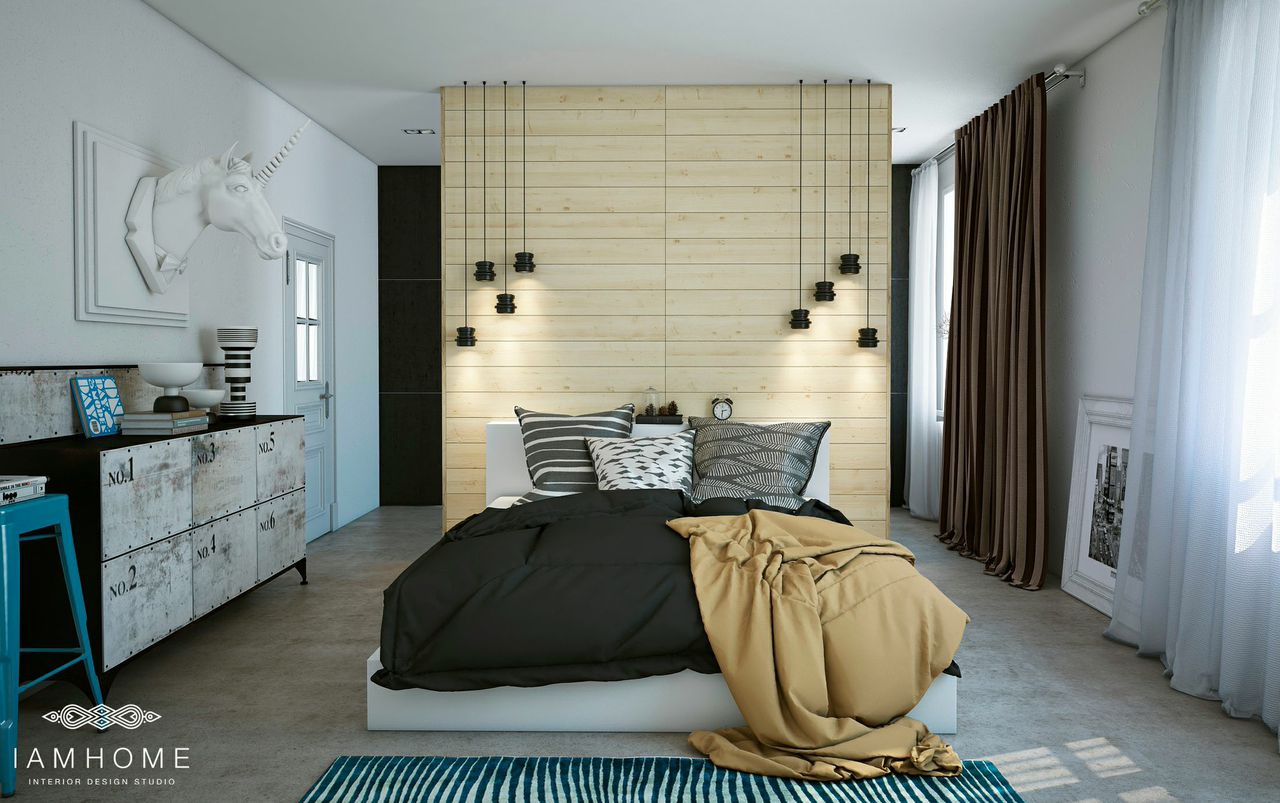 Creative bedroom decor for teen