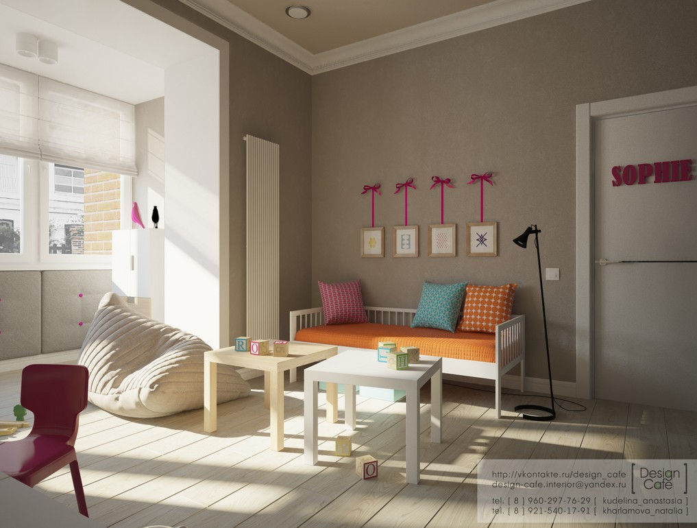 How to creates an awesome baby's bedroom