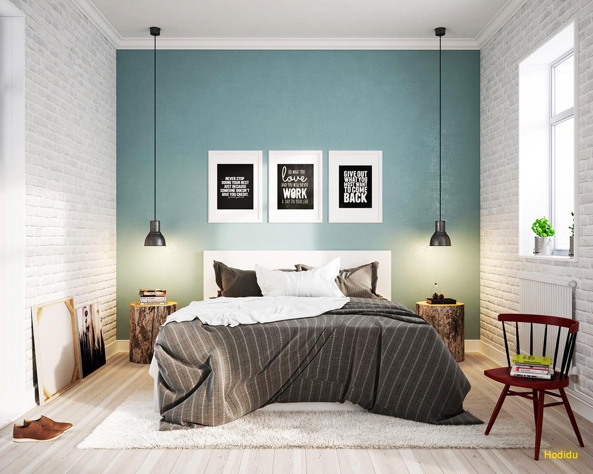 scandinavian bedroom themes - Designing A Bedroom