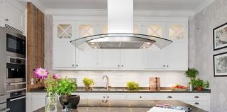 Scandinavian kitchen style