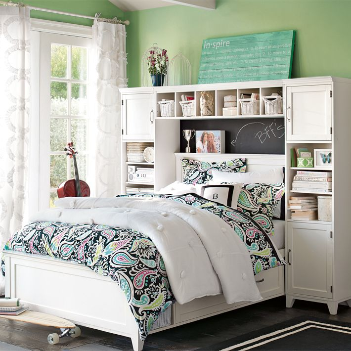 25 bedroom paint ideas for teenage girl roohome Teenage girl bedroom paint designs