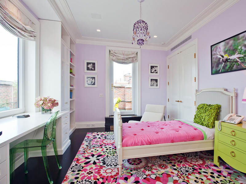 Pink bedroom paint ideas