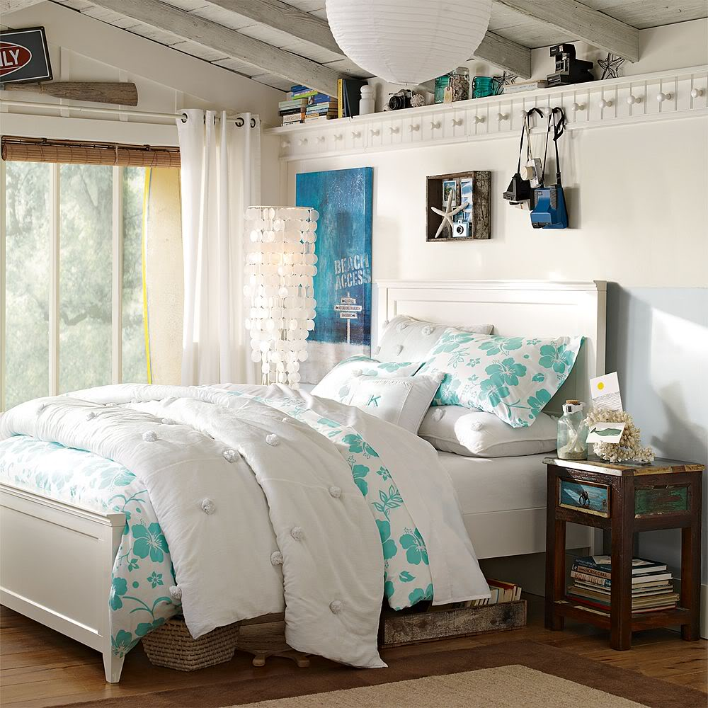 Creative Bedrooms That Any Teenager Will Love: 25 Bedroom Paint Ideas For Teenage Girl