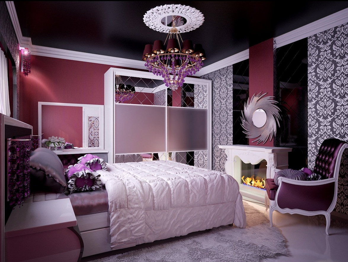 25 Bedroom Paint Ideas For Teenage Girl - RooHome ... on Small Bedroom Ideas For Women  id=96778