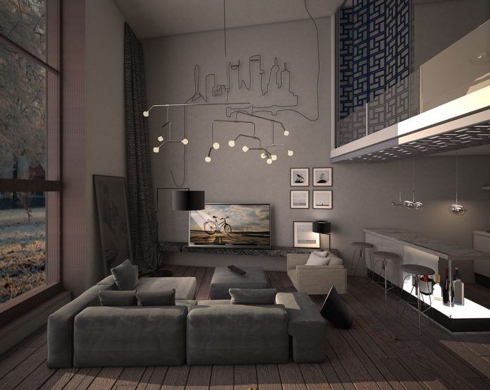 15 Dark Living Room Decorating Ideas Arranged With Charming Designs Roohome Designs Plans