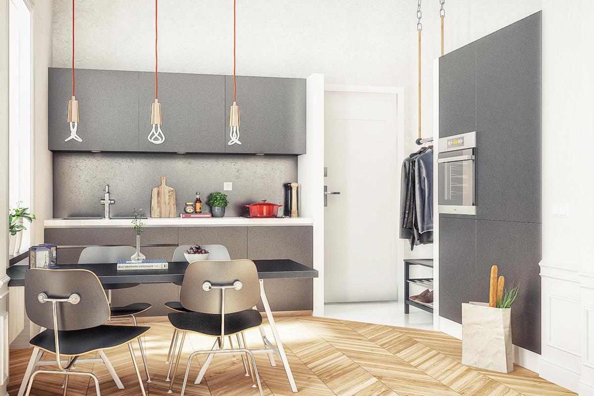 Scandinavian bedroom themes