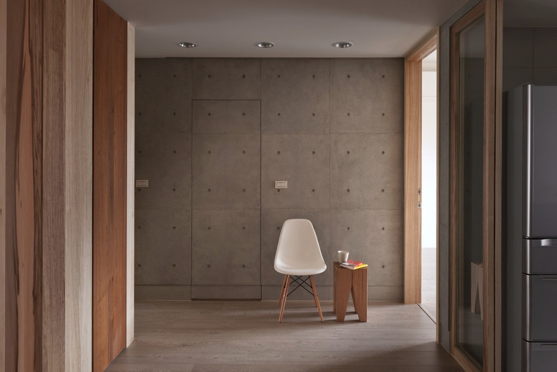 Taiwanese apartment design ideas