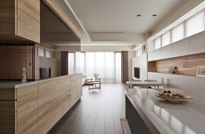 Taiwanese Apartment Interior Design Roohome Designs