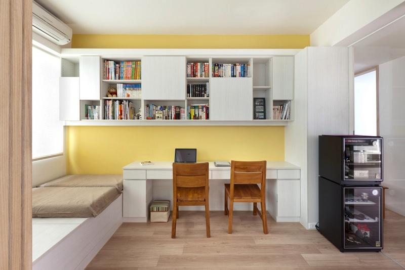 Taiwanese apartment interior design