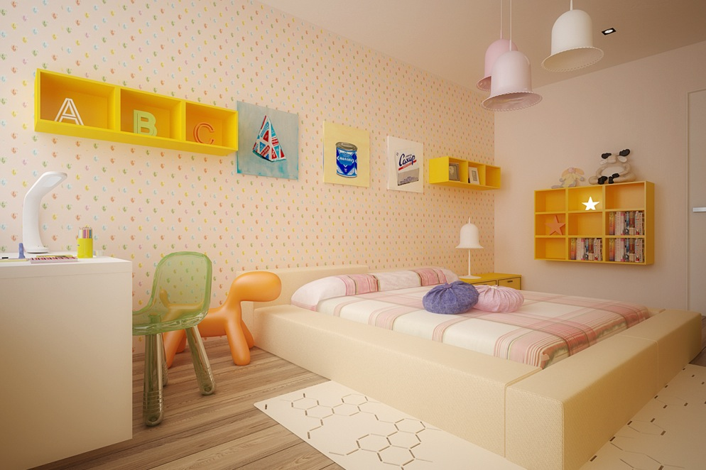25 Bedroom Paint Ideas For Teenage Girl - RooHome  Designs & Plans