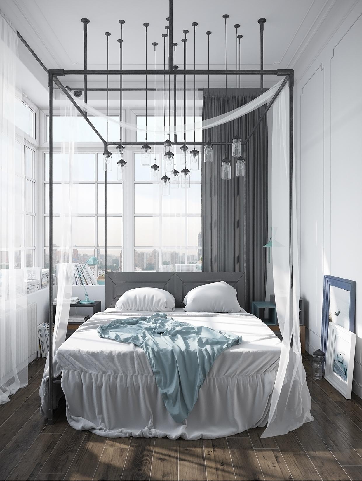 scandinavian bedroom furniture