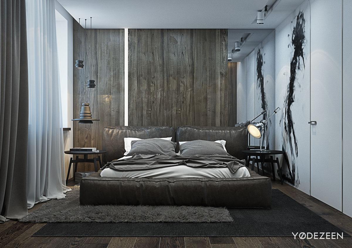 dark bedroom style