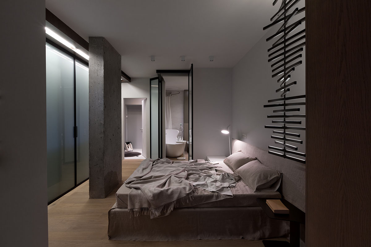 Creative bedroom design