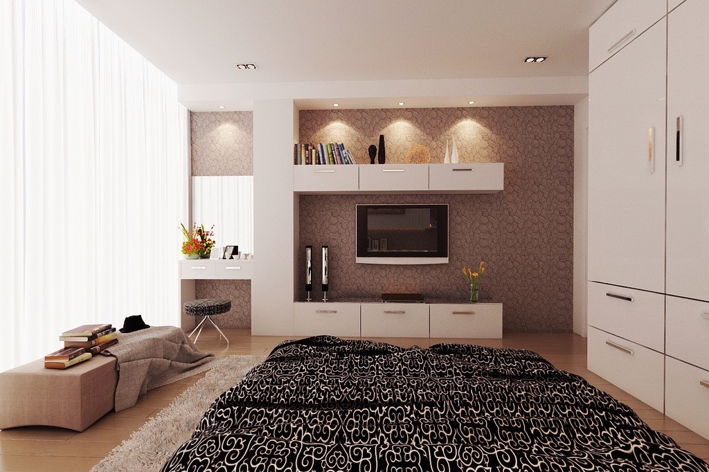 10 luxury bedroom themes and design ideas roohome for Living room designs 10x10