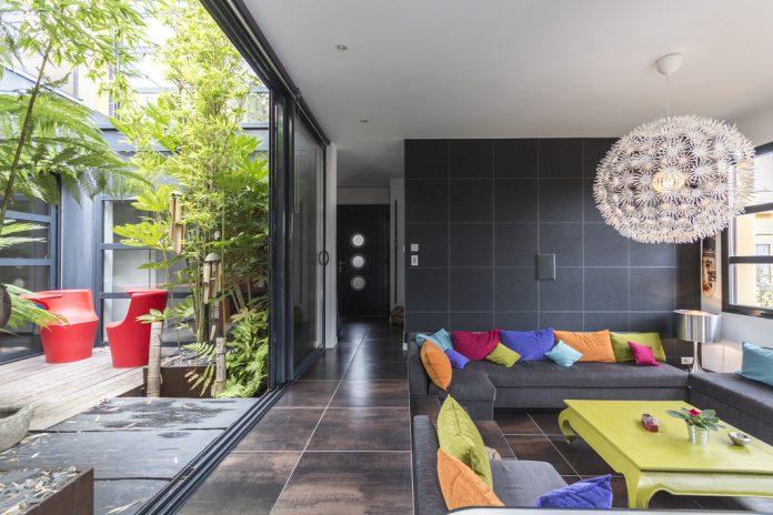 Colorful apartment decorating ideas