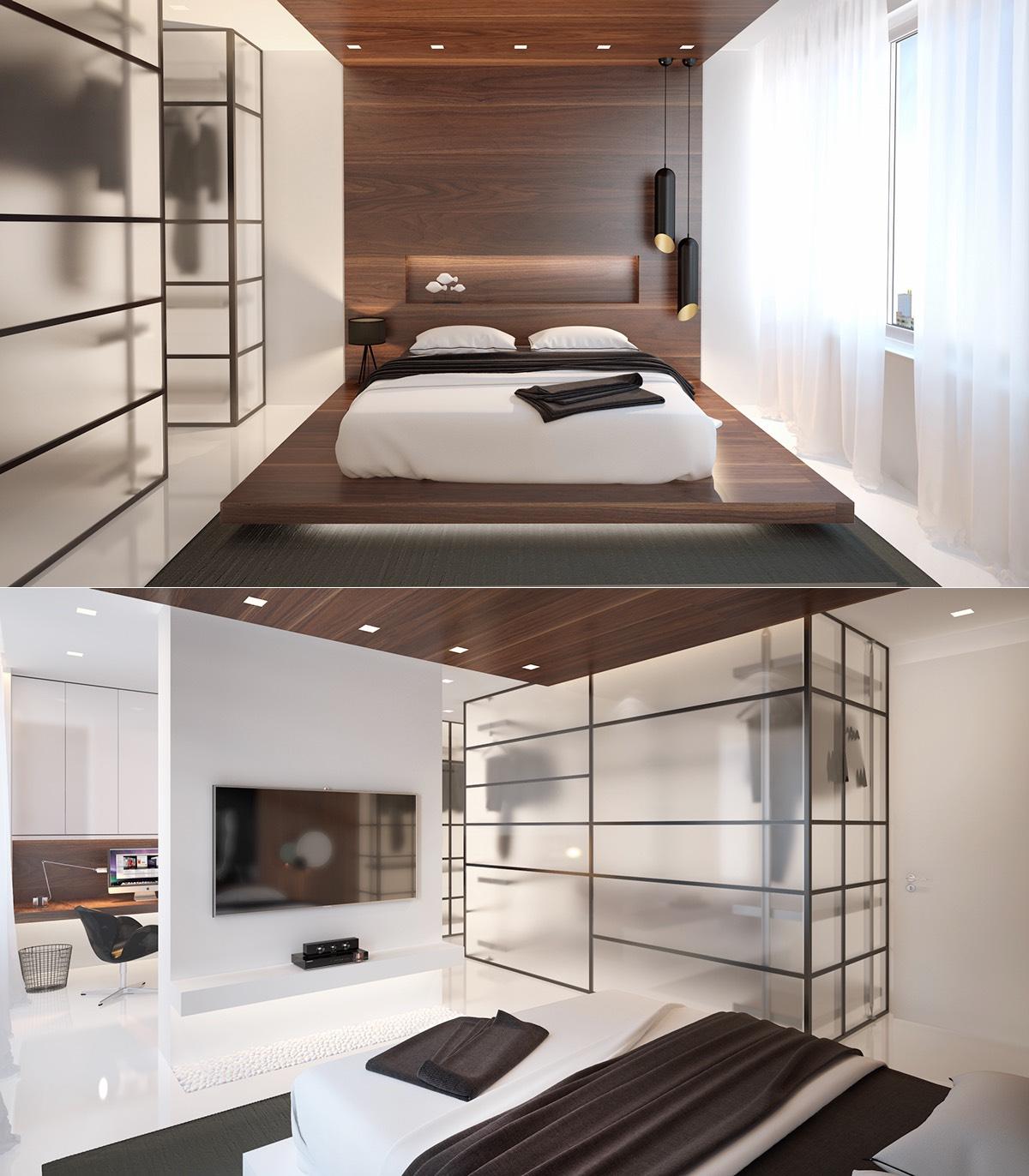 Elegant Bedroom Designs: 15 Luxury Bedroom Design With Elegant Wardrobe