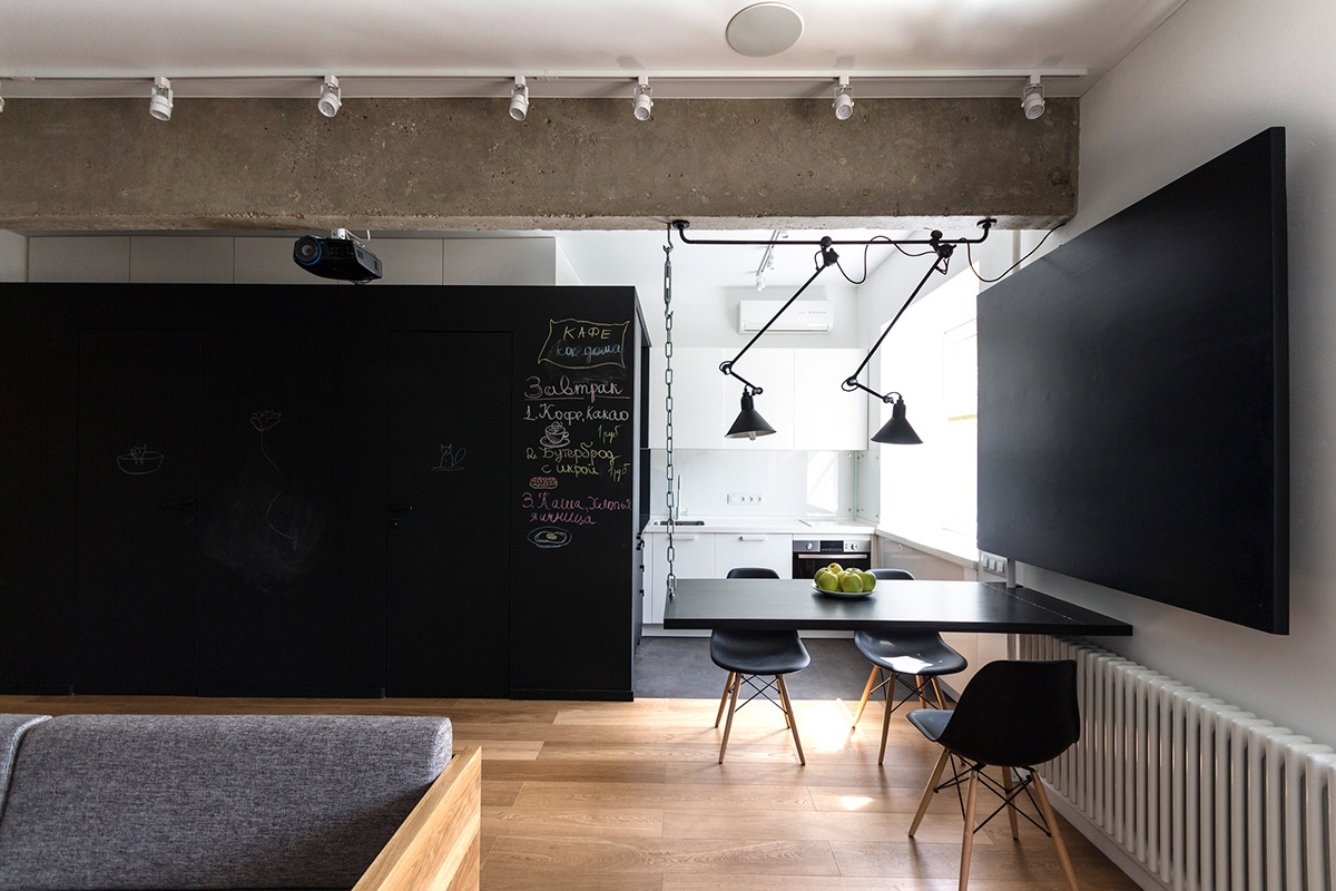 10 modern and minimalist dining room design ideas for Contemporary minimalist spaces
