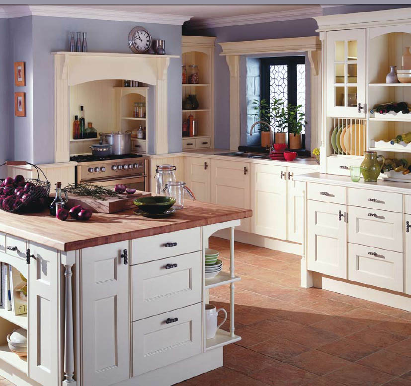 Country Kitchen Pictures 2019: Country Style Kitchen Ideas With Compact Layouts
