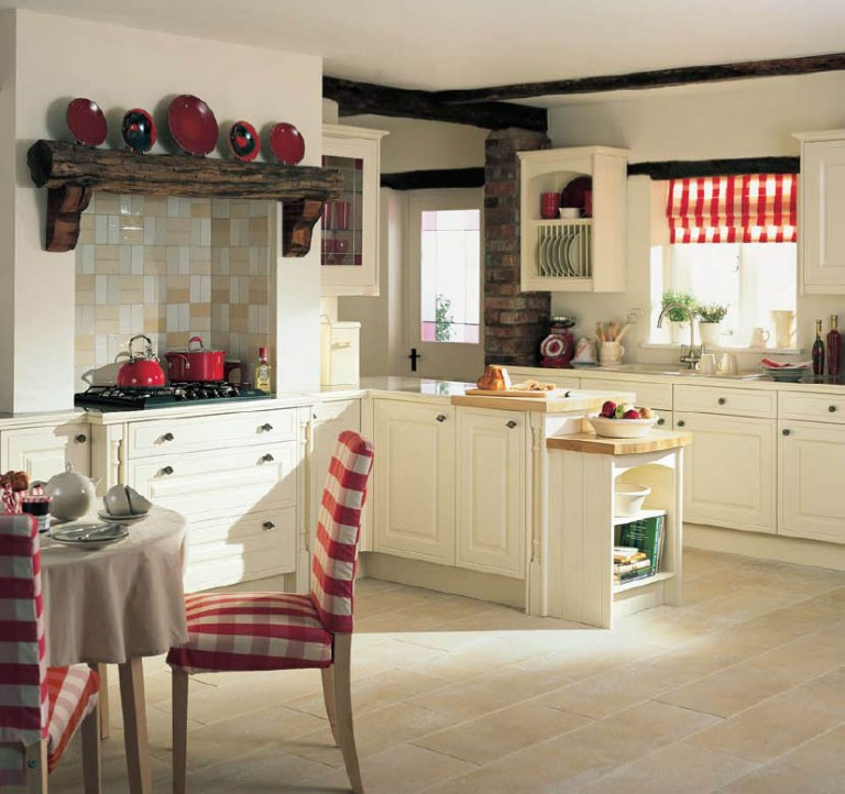 Country Style Kitchen Ideas With Compact Layouts - RooHome