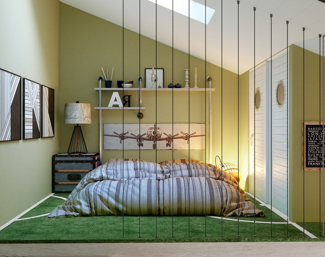 Creative bedroom ideas for teen
