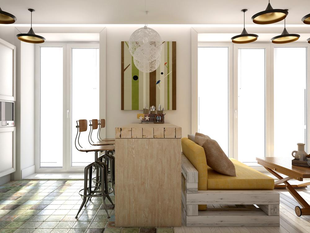 Unique dining room design