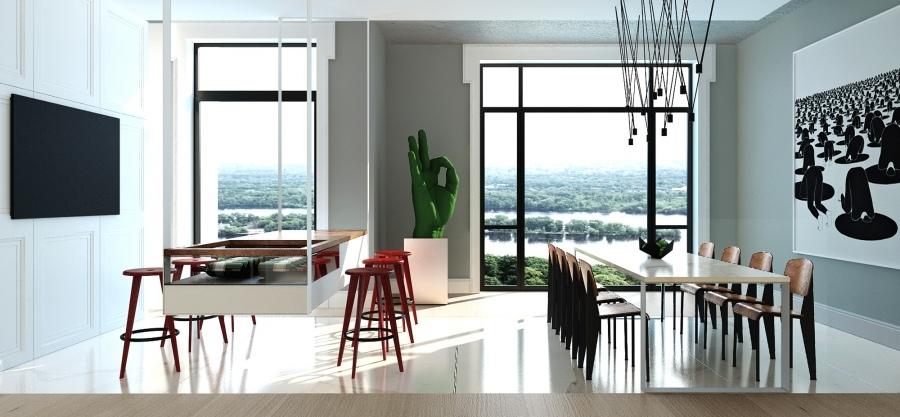Stylish apartment decoration ideas