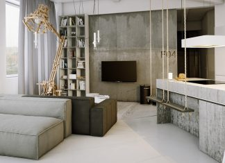 White apartment ideas