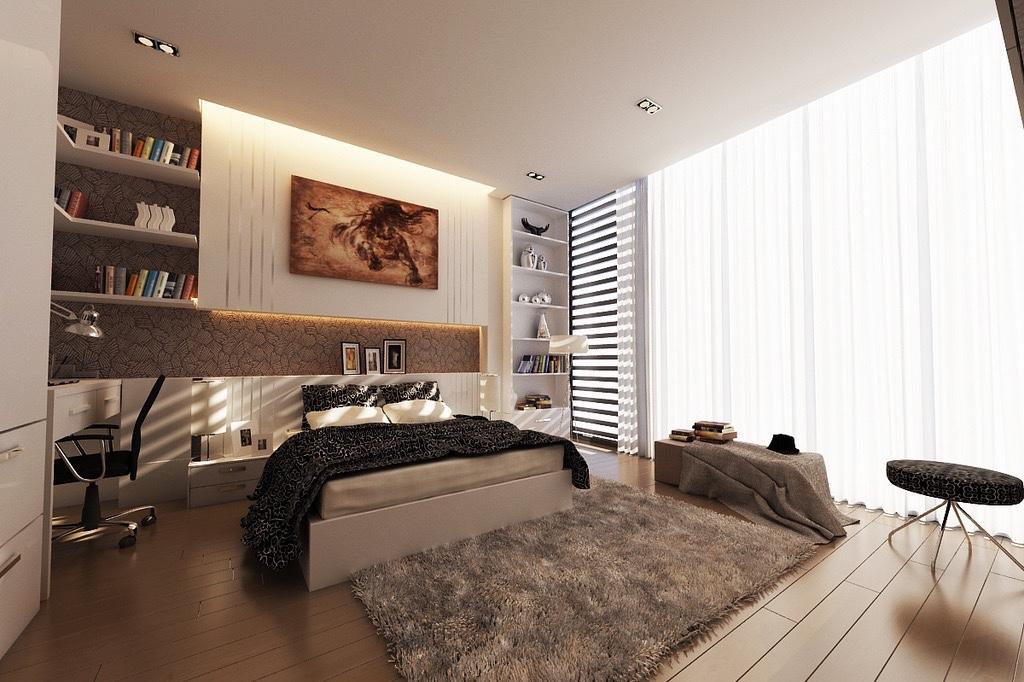 Alex Koretskiy Luxury Bedroom Design Ideas