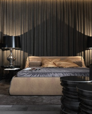 Dark Bedroom themes