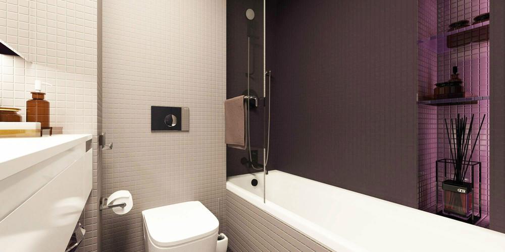 Small bathroom concept