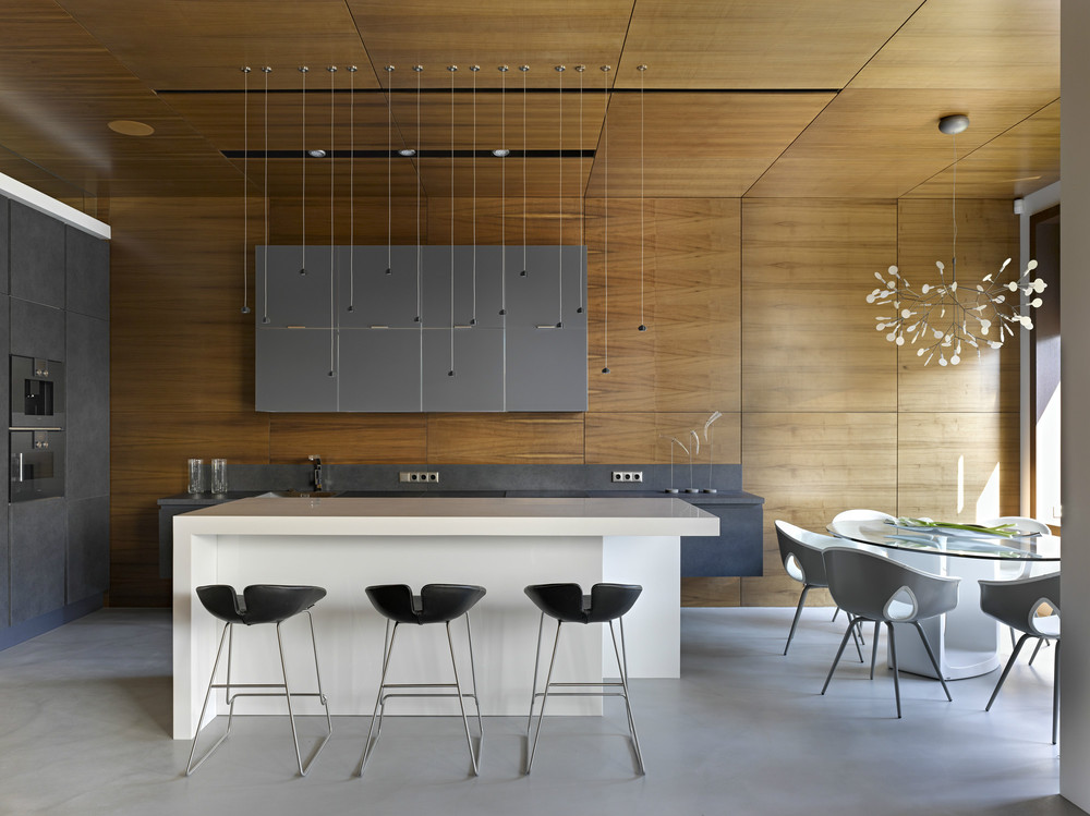 Scandinavian dining design