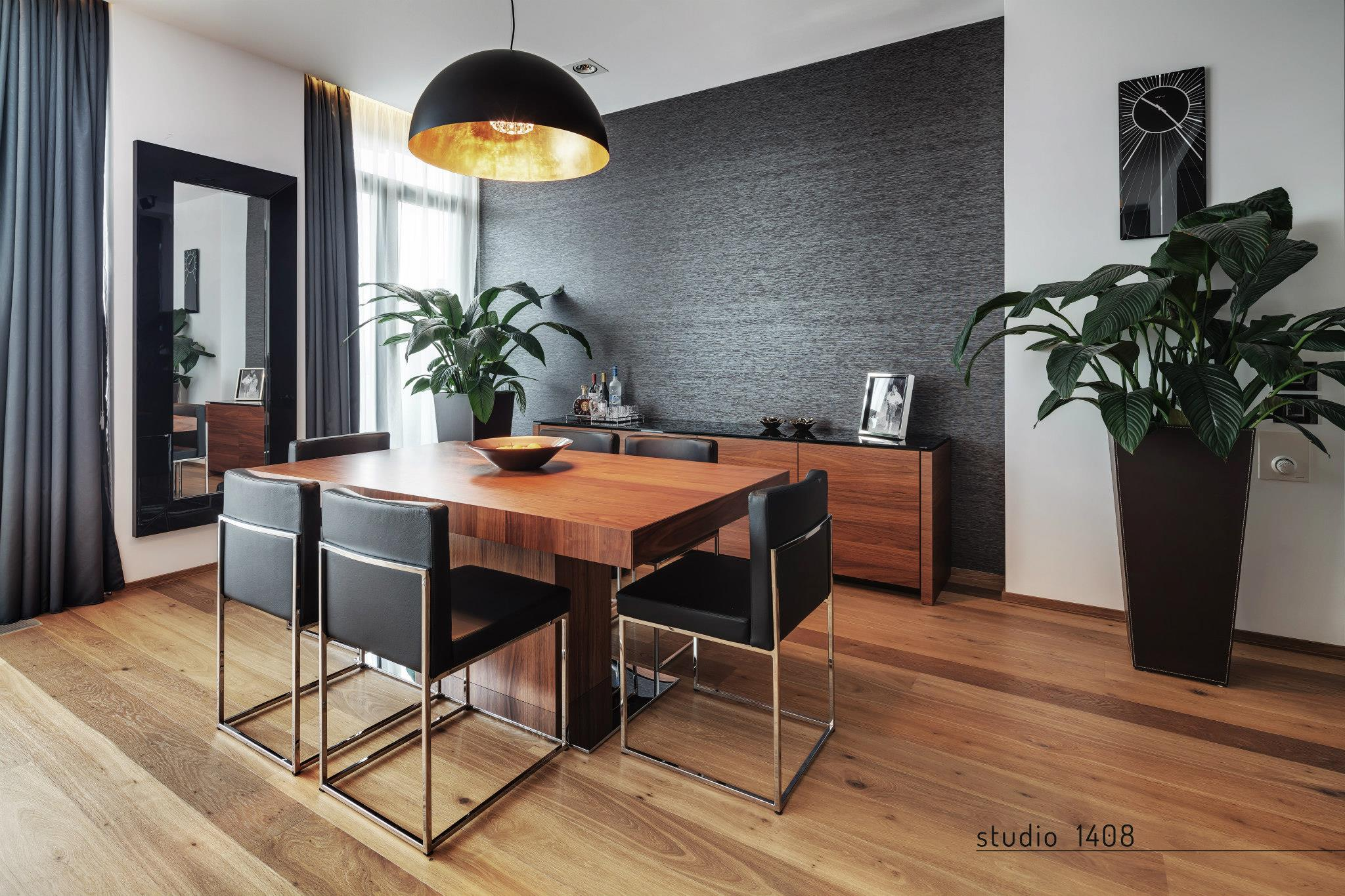 10 Modern And Minimalist Dining Room Design Ideas ...