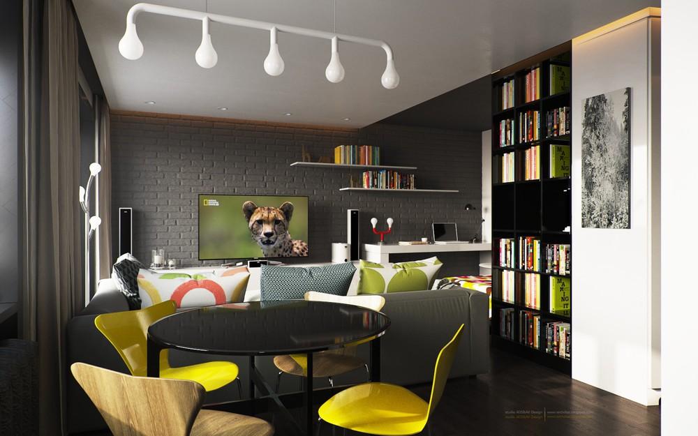 Unique apartment ideas