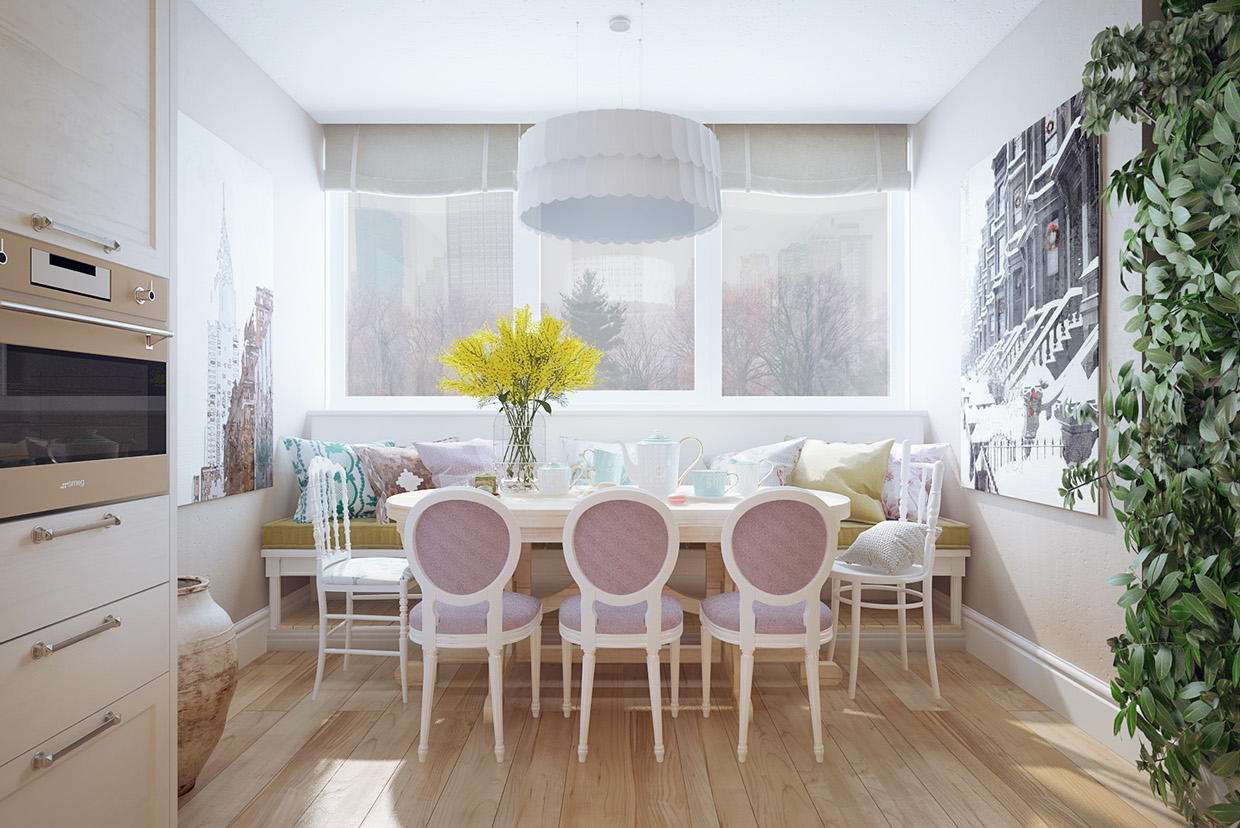 gorgeous dining room design