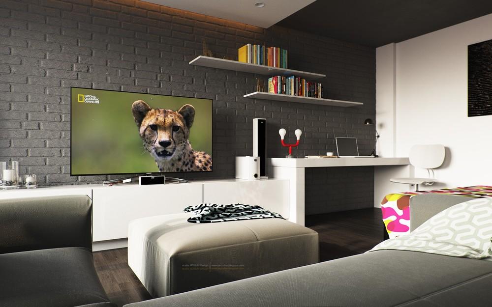Unique apartment design ideas