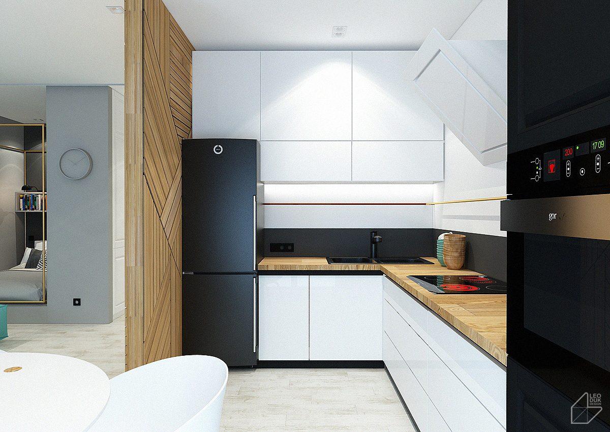 Small kitchen design