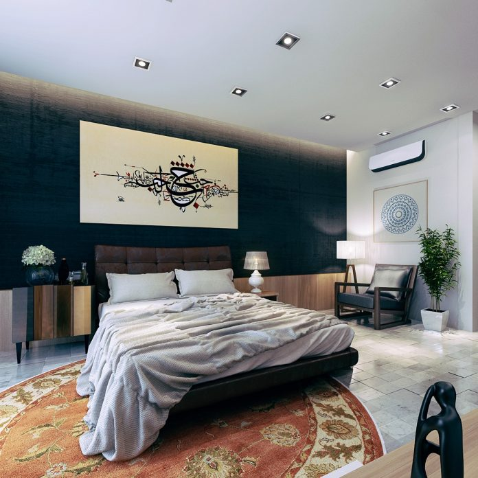 Creative bedroom design ideas