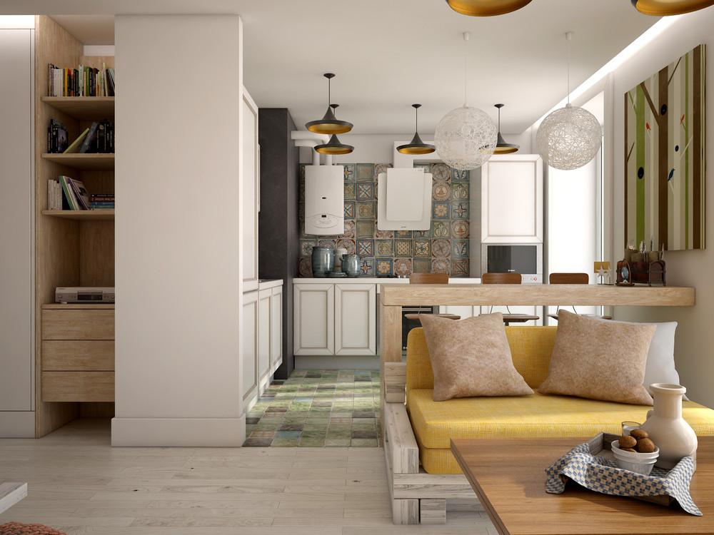 yellow living room ideas