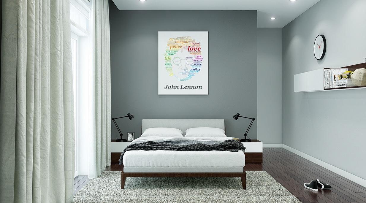 5 modern scandinavian bedroom interior design style for Danish interior design bedroom