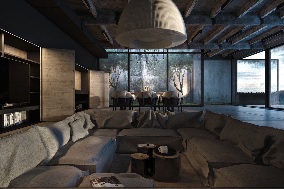 beautifully styled living space - photo #16