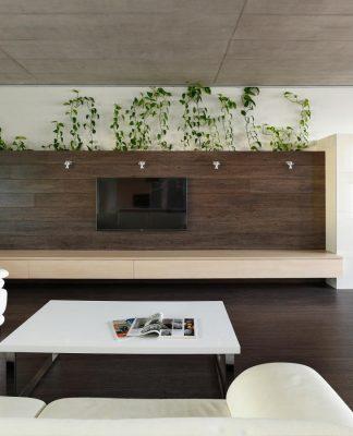 Apartment decorating idea