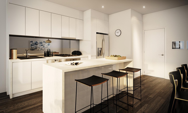 Nordic kitchen style