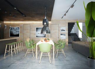 Scandinavian dining room decorating ideas