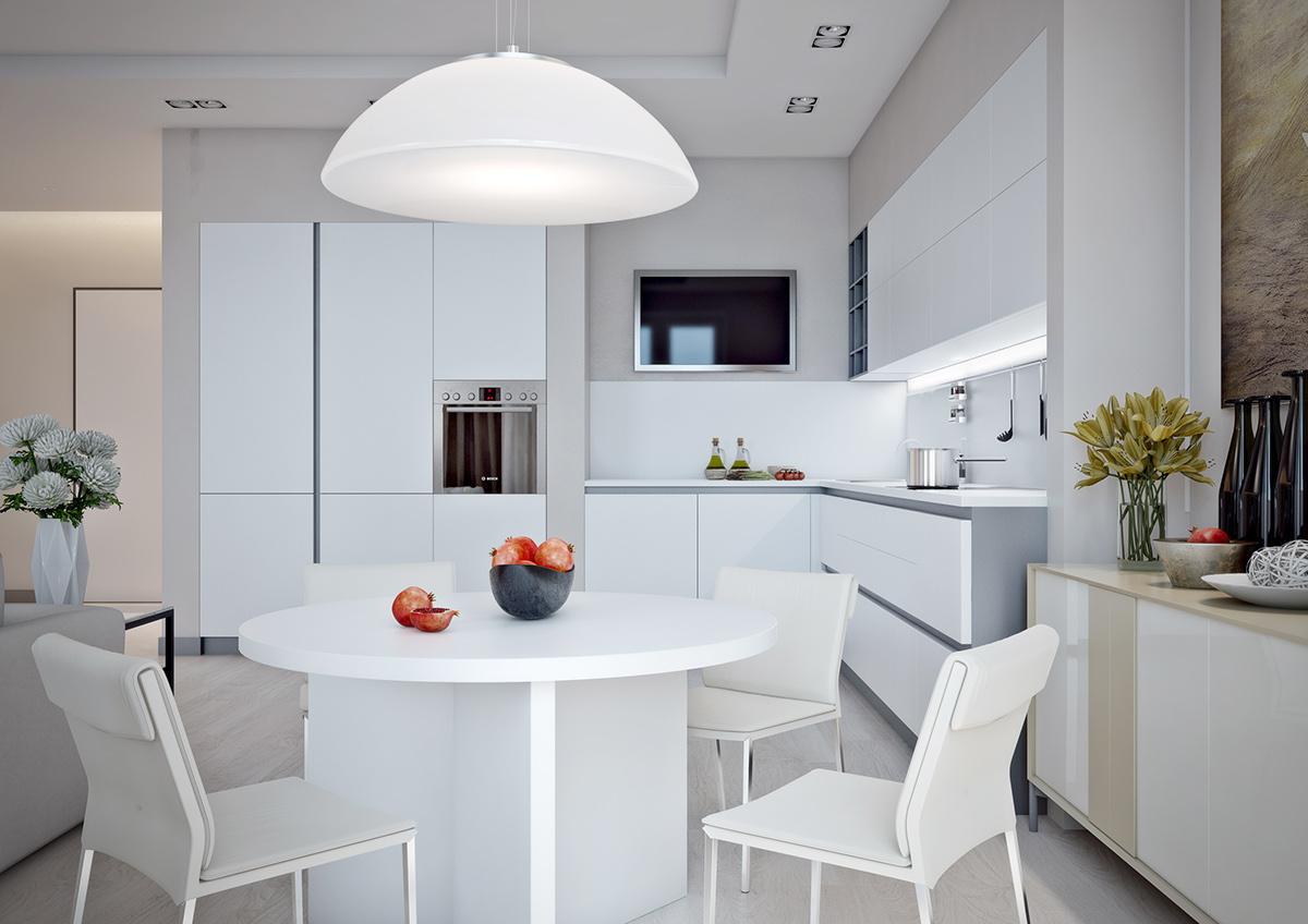 Modern kitchen backspalsh ideas
