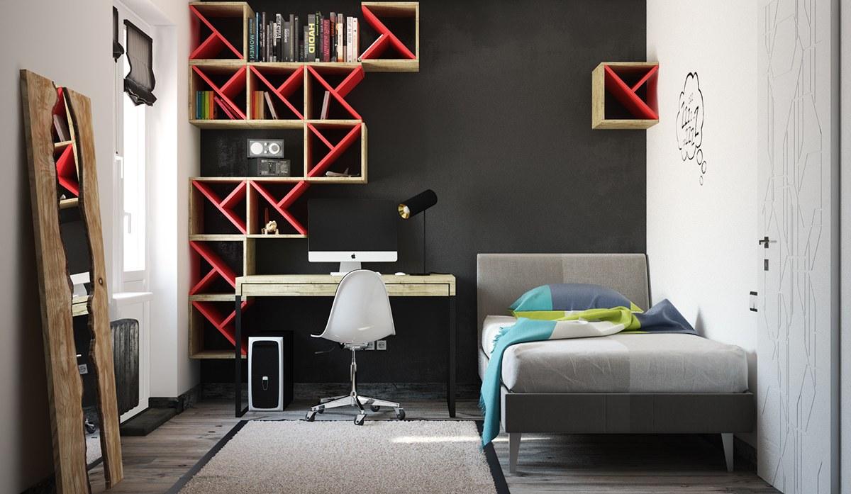 Bedroom paint color idea