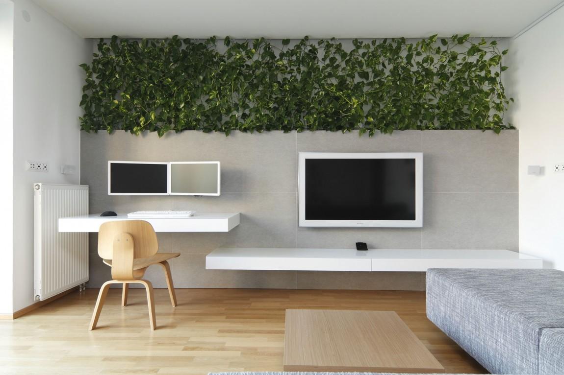 Open plan kitchen living room decorating ideas