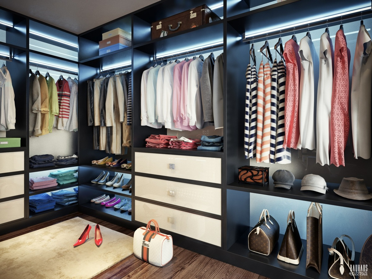 Beautiful wardrobe design