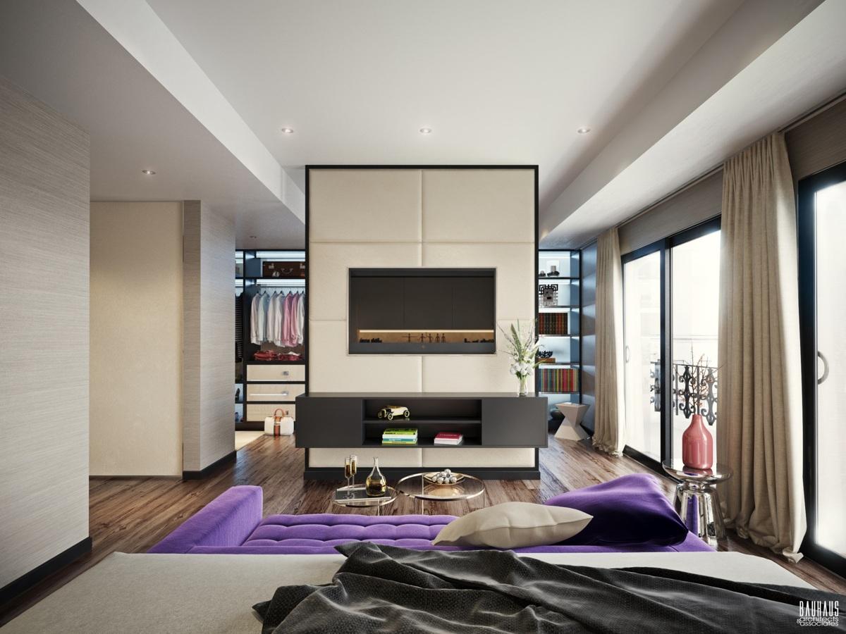 Extraordinary bedroom design for girl